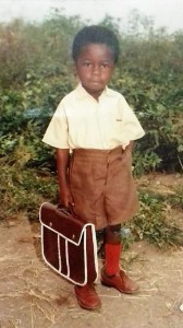 Moses at 6 years